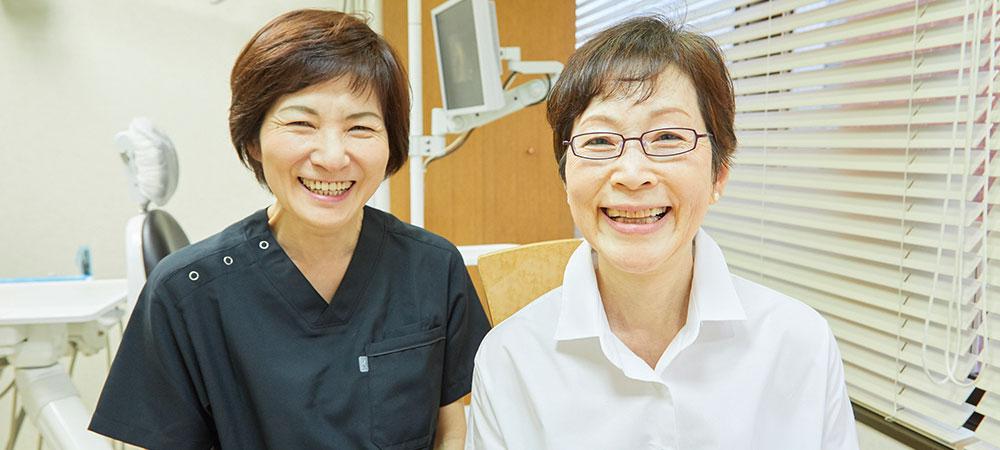 歯科医師として